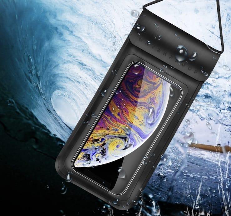 водонепроницаемый чехол Kuulaa для iPhone