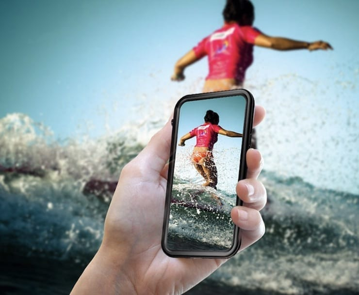 водонепроницаемый чехол Leanonus для iPhone