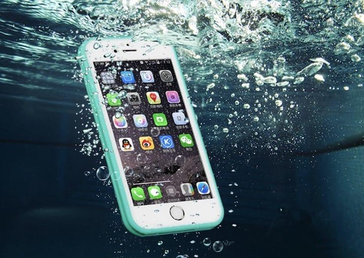 водонепроницаемый чехол MaxGear для iPhone