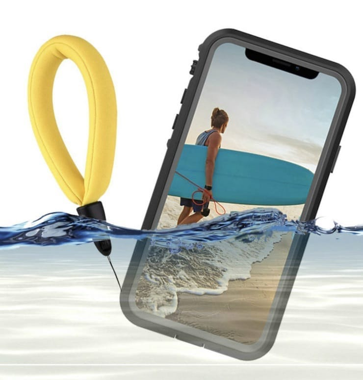 водонепроницаемый чехол Tinfun для iPhone