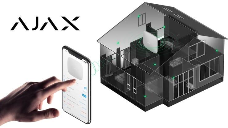 Система безопасности Ajax: как работает, возможности и продукты