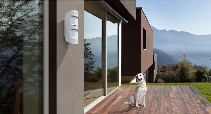 Датчик Ajax MotionProtect Outdoor