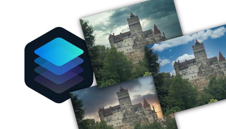 Как отредактировать небо на фото с помощью приложения Luminar на Windows или Mac