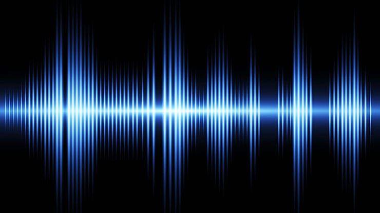 Как выглядит звук?