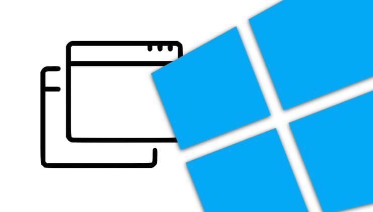 Горячие клавиши Windows для работы с окнами
