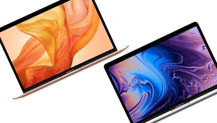 Сравнение MacBook Air 2020 и Macbook Pro 2020