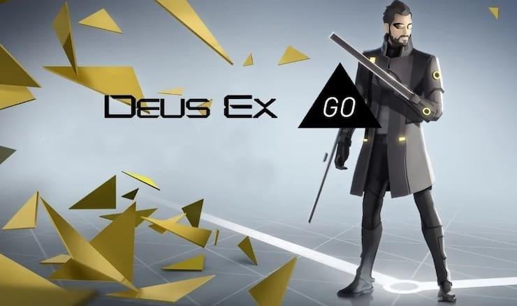 Обзор Deus Ex GO – приключенческая стратегия для iPhone, iPad и Apple TV
