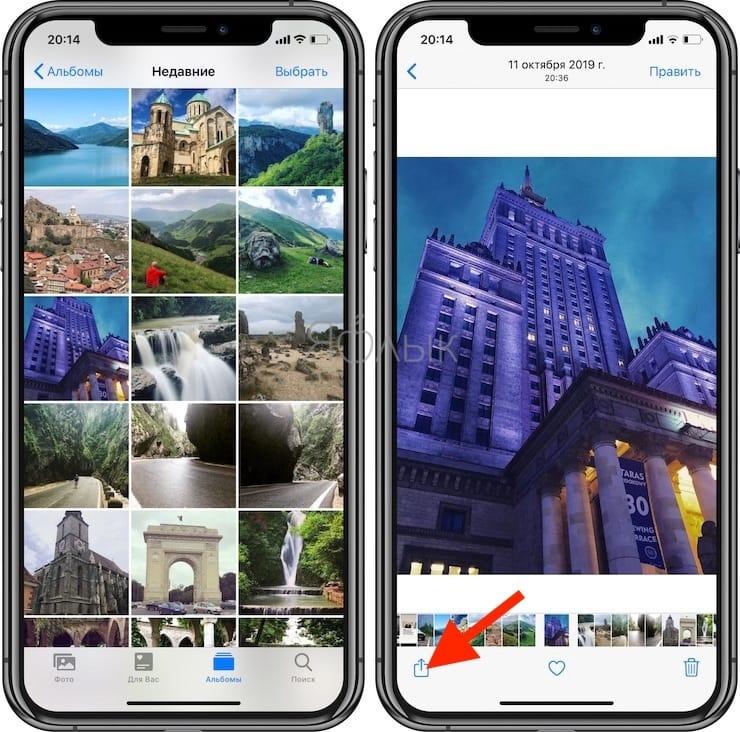 Как сделать дубликат фото на iPhone или iPad