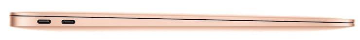 Дизайн MacBook Air 2020