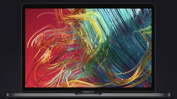 Дисплей MacBook Pro 2020