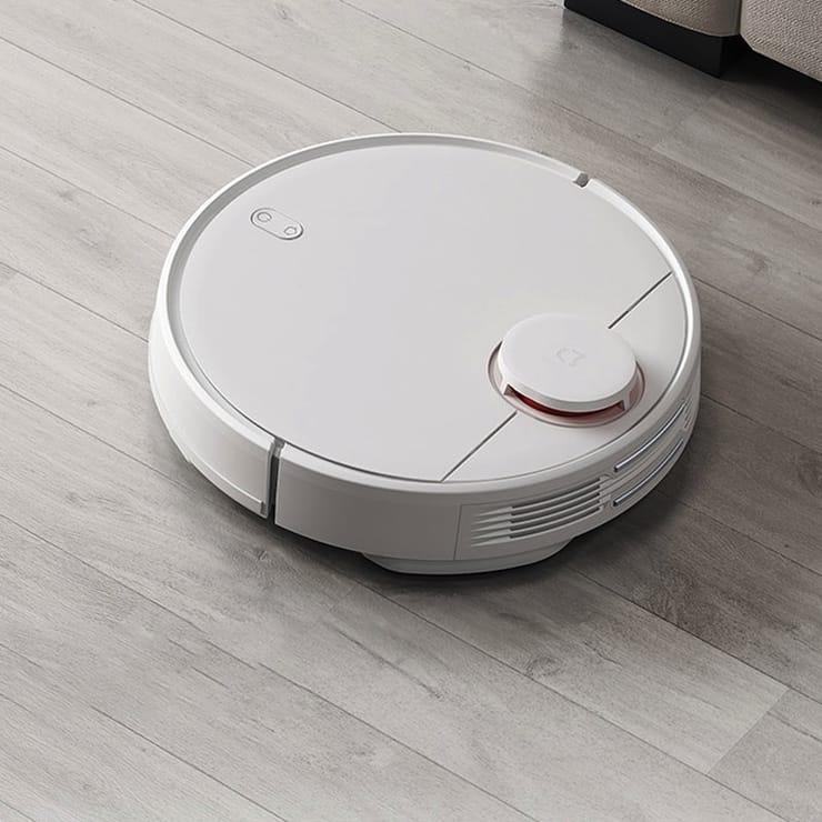 Робот‑пылесос Xiaomi Mijia