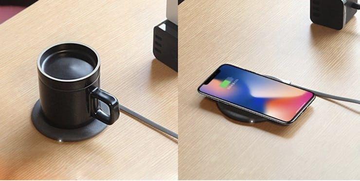 Чашка с подогревом Xiaomi VH Wireless
