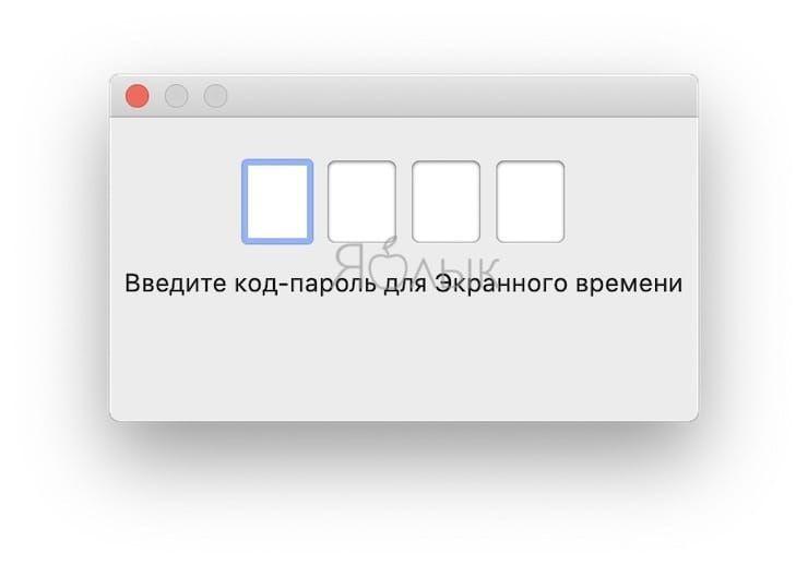 Как заблокировать сайты в macOS с помощью Экранного времени