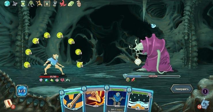 Обзор игры Slay the Spire для iPhone и iPad