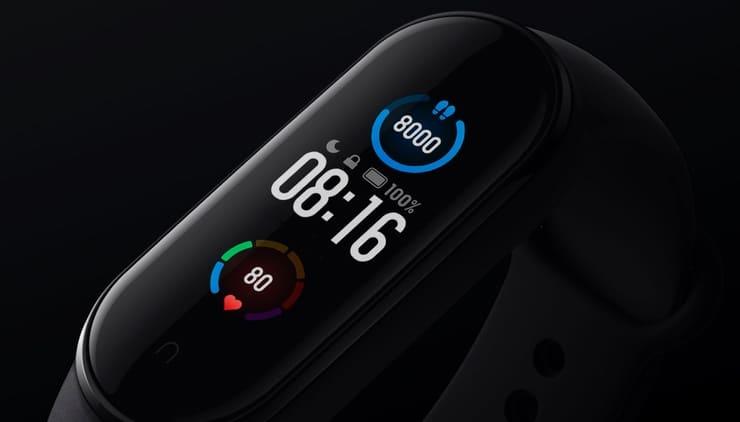 Обзор фитнес браслета Xiaomi Mi Band 5