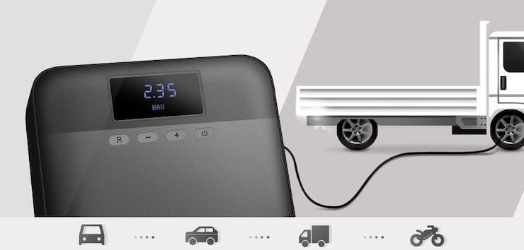 Xiaomi 70mai Air Compressor Lite