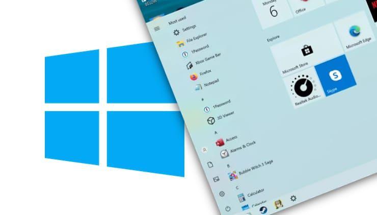 Как получить новое меню «Пуск» в Windows 10 прямо сейчас