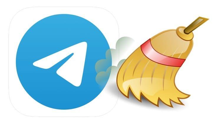 Как очистить кэш Telegram на смартфоне и компьютере