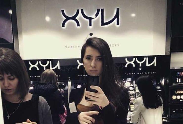 Как на iPhone делать зеркальное селфи