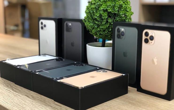 Серый iPhone