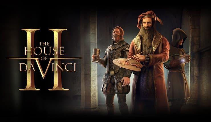 Обзор игры House of Da Vinci 2 для iPhone и iPad