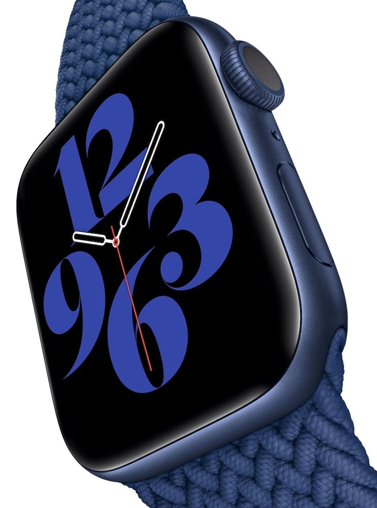 Корпус Apple Watch Series 6