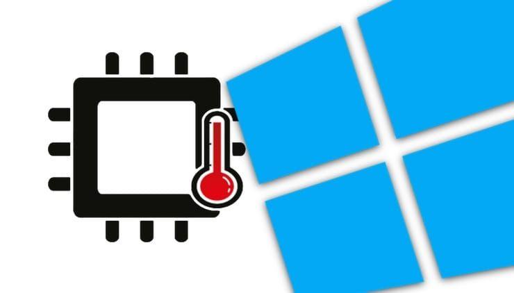 Температура процессора на компьютере в Windows: какая должна быть и как узнать?