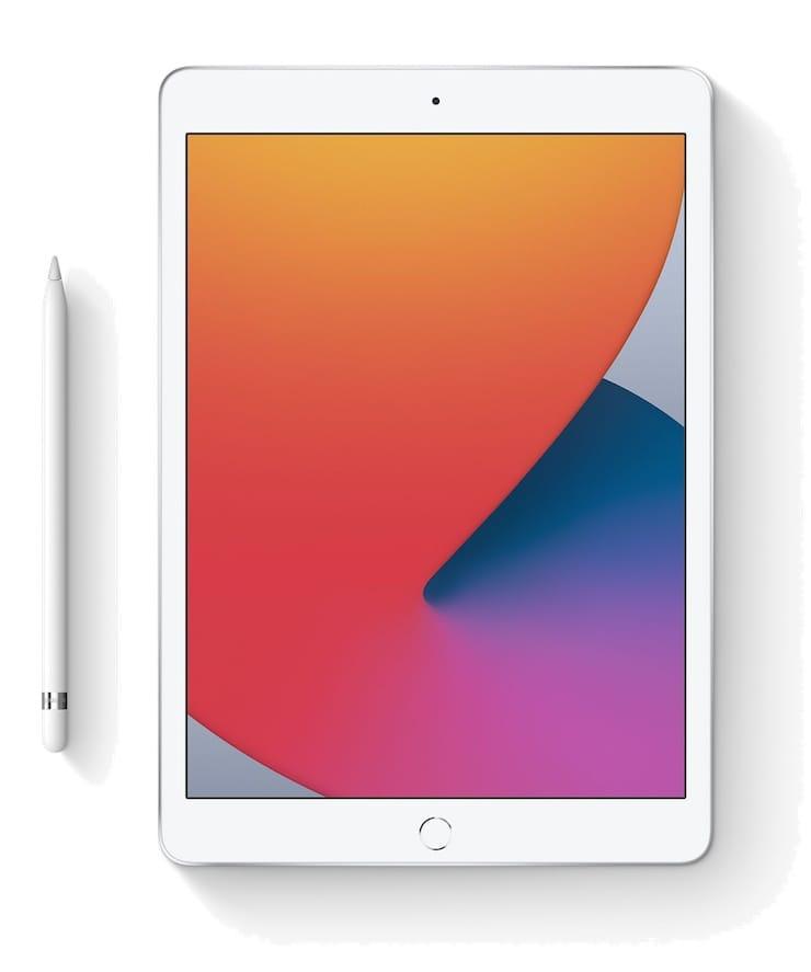 iPad 8 (2020 года) Apple Pencil