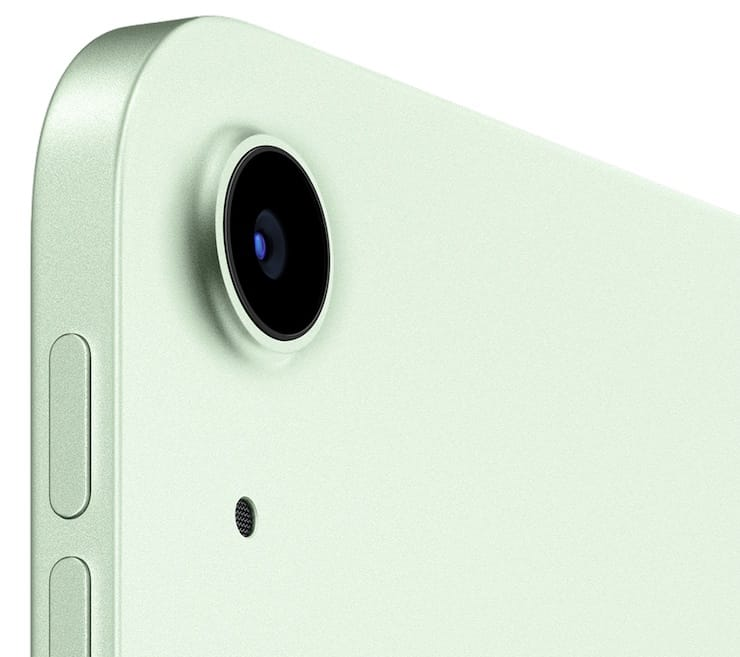 Камеры iPad Air 2020 года