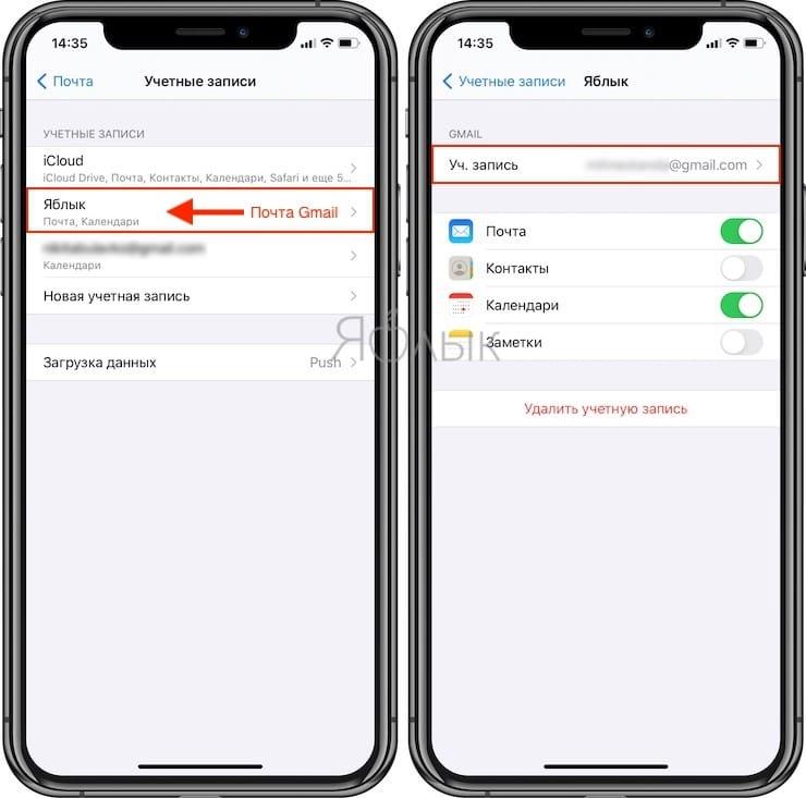 Как удалять почту в Gmail на iPhone и iPad, обходя архивирование