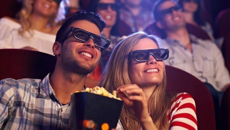 Попкорн в кино