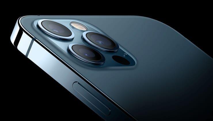 Камера iPhone 12 Pro и 12 Pro Max