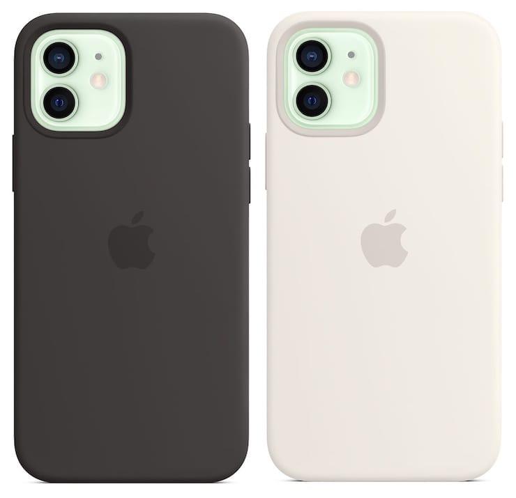 Фирменные чехлы Apple MagSafe для iPhone