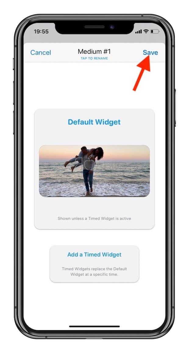 Как создавать собственные виджеты на iPhone