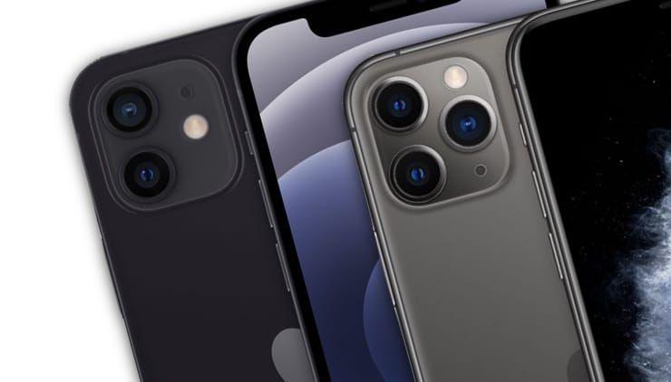 Что лучше купить iPhone 11 Pro Max и iPhone 12: подробное сравнение