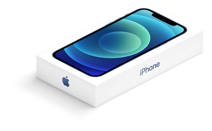 Комплект iPhone 12 и iPhone 12 mini