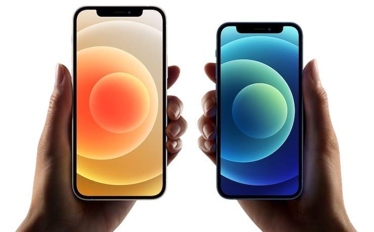Обзор iPhone 12 и iPhone 12 mini
