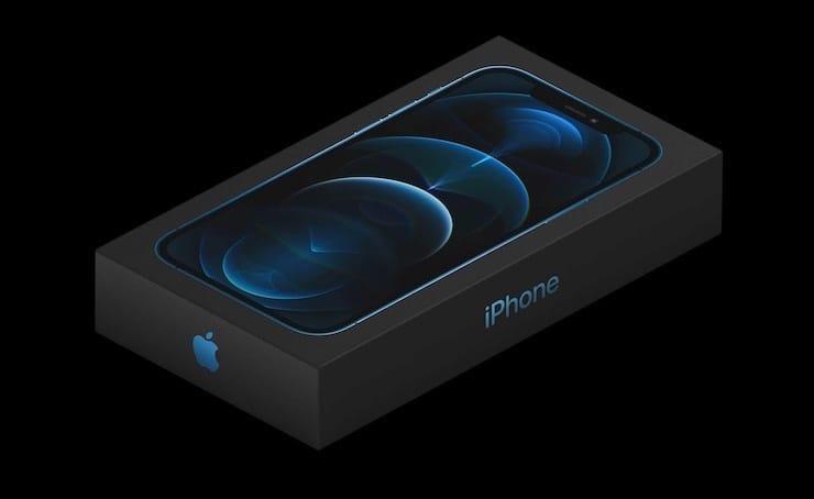 Комплект iPhone 12 Pro и iPhone 12 Pro Max (что в коробке?)