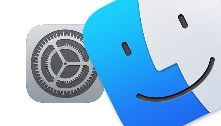Настройки Mac