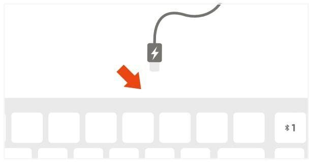 Полноразмерная беспроводная клавиатура Satechi Compact Backlit Bluetooth Keyboard с подсветкой
