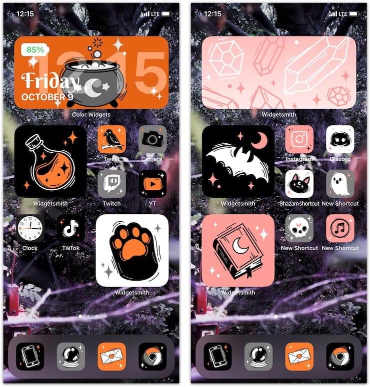 Темы оформления на iPhone (новые иконки): как менять, где скачать