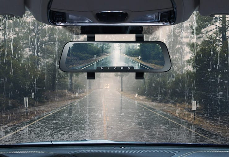 Видеорегистратор 70mai Rearview Mirror Dash Cam