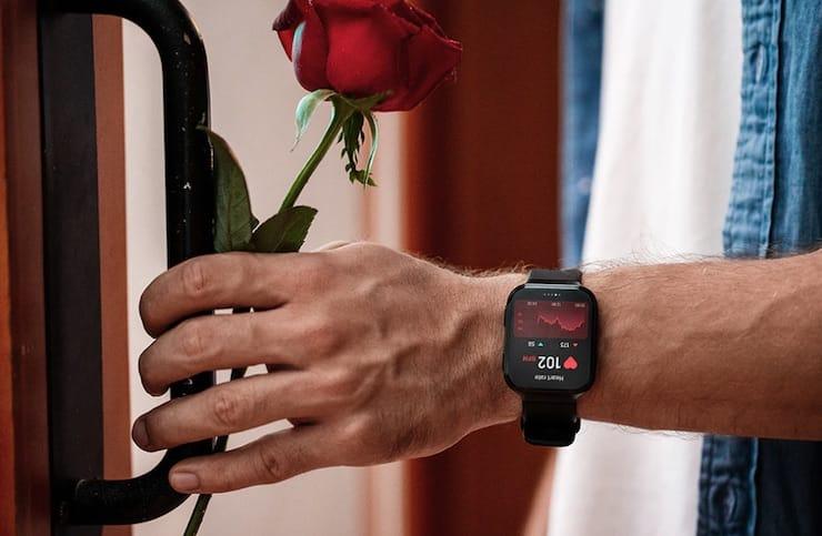 Умные часы 70mai Saphir Watch