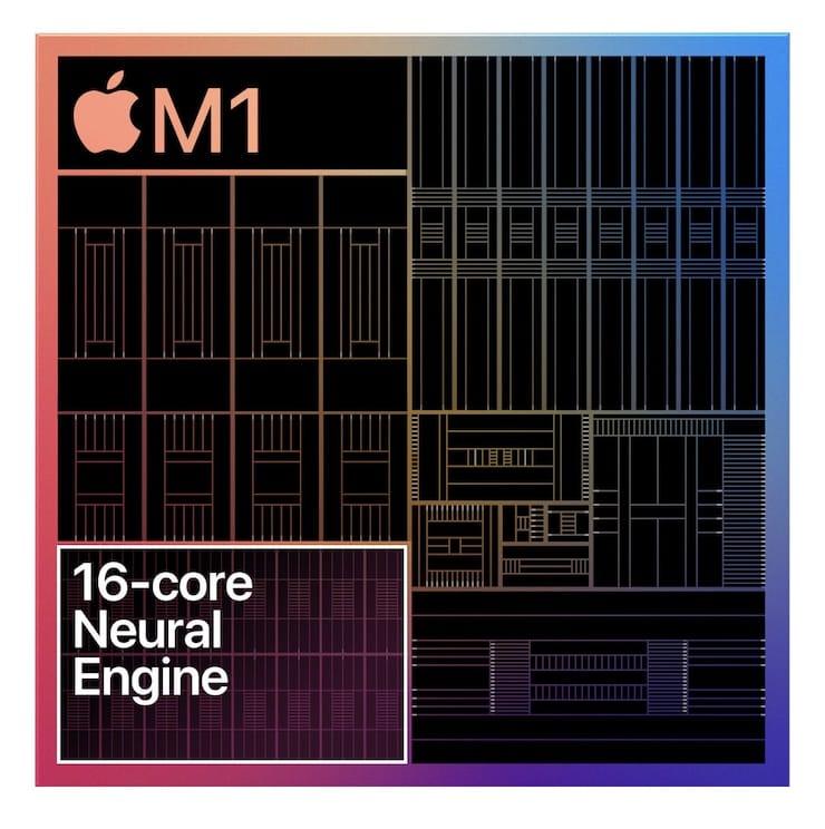 Нейронный процессор M1