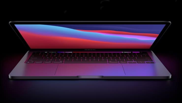 Сравнение MacBook Pro 13 на Intel (2020) и MacBook Pro 13 на M1 Apple Silicon (2020)