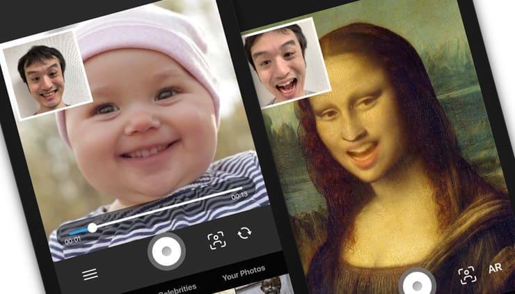 Как анимировать фотографию на iPhone в стиле Deepfake (Дипфейк)