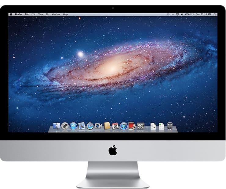 iMac (27 дюймов, середина 2011 г.)