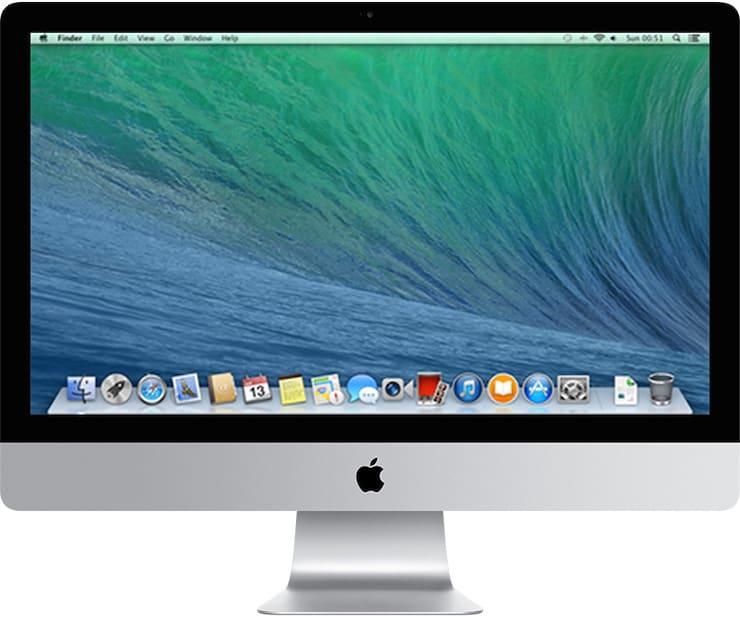 iMac (21,5 дюйма, середина 2014 г.)