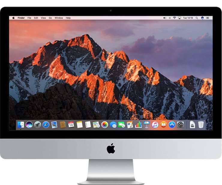 iMac (с дисплеем Retina 5K, 27 дюймов, 2019 г.)