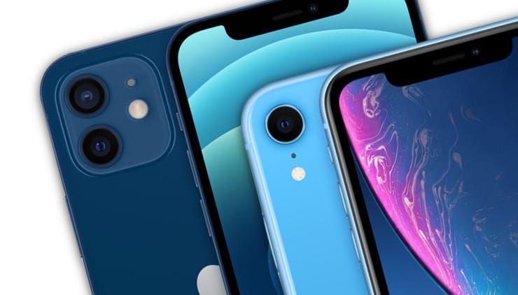 Сравнение iPhone XR и iPhone 12: все отличия смартфонов